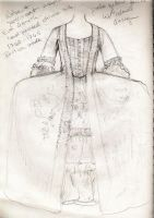 1760's gown by janey-jane