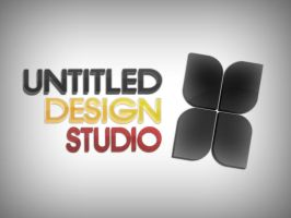 Untitled Design Studio 3D logo by gameguardman1a