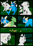 Shadowed Secrets Page 17 by Nixhil