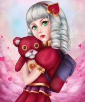 Sweetheart Annie by Nindei