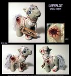 My Leper Pony by ursulav
