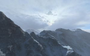 Frost Mountains Stock by vatorx