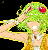 Gumi SALUTE by RiceBowl13