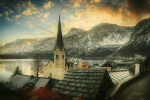 Laketown by HendrikMandla