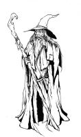 gandalf by decart1981