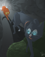 StarClan has Abandoned Me by BlueMaroon