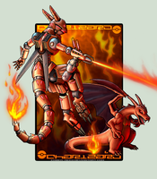 Charizard by ember-reed