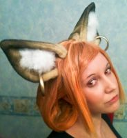 WIP wig with ears 2 by Ailish01