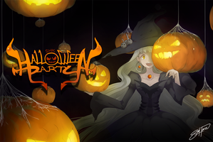 Halloween Party by Suihara