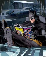 Batman bought Kalayaan Vol.1 by gioparedes
