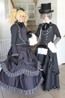 Preview for AX : LIZZY X CIEL by ChEsHiRe-K