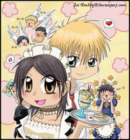 Kaichou wa Maid-sama by Isi-Daddy