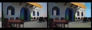 restaurant. process by sheer-madness