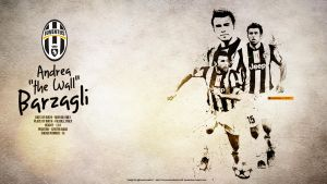 Andrea Barzagli wallpaper by Nucleo1991