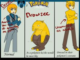 Devon - Pokemon Meme by Vibiana