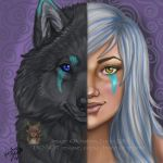 Two sides of one soul by NatsumeWolf