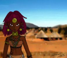 African Elf by kyan