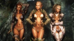 Tera Girls by Vicki73