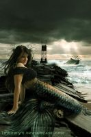 .The Sea Witch. by Lindowyn