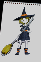 Little Witch by Blowitch