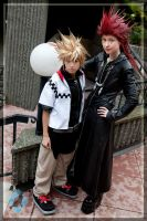 Roxas: Betrayer and Assassin by VandorWolf