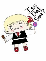 Rumia- Is That So? by TheRedYarn