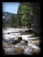 Merced River by BlueArctic4