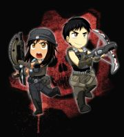 Gears XD by meguland