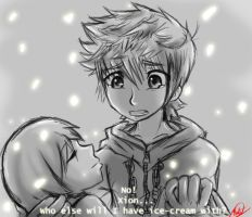 Day 358:Xion's End by BakaPup
