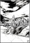 Hogwarts by TheFranology