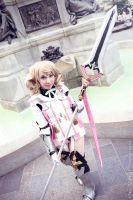 Alisha from Tales of Zestiria by DiGiRin