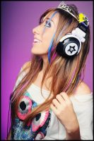 ..Headphones.. by Lilio24