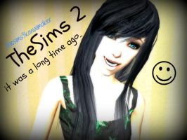 the sims 2 :O by TheSims3KawaiiMaker