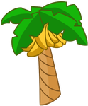 Banana tree by ITS-ALL-NTG