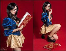 Sela Mathers - Grimm Fairy Tales by Neferet-Cosplay