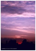 - Sunset in the city I - by DanyValente