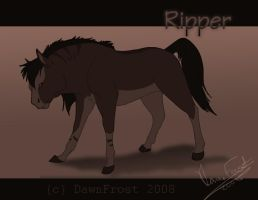 Ripper by DawnFrost