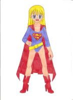 Superwoman Redesign Contest by animequeen20012003