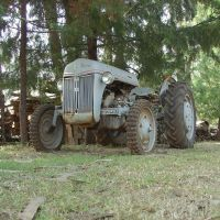 Tractor by one-lex