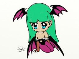 Morrigan by Pradaninja