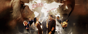Facebook Cover - Sense8 by JulietteGD
