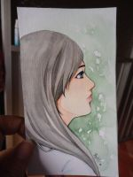 Water coloring 2 :3 by tranhoang