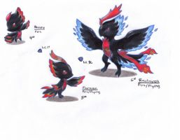 Fire Starter Fakemon by Razorshell