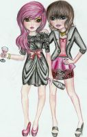 new years eve outfit by Xx-NewGirl