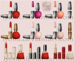 Design decorative cosmetics LZ 02 by Lyotta