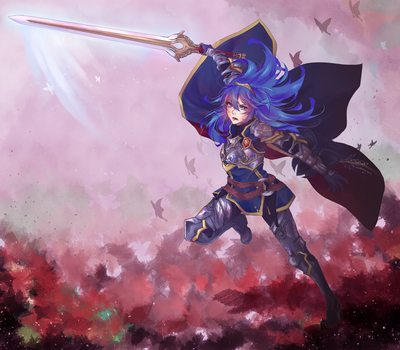 Lucina by Lyranette