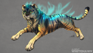 Nightiger. by AgentWhiteHawk