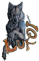 Lukoi badge by Lyanti