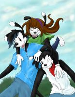 The Rodriguez Triplets by AyakoOtani