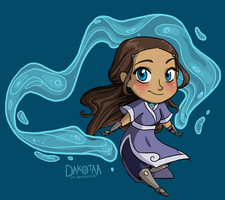 The Water Whip by Dakotaa